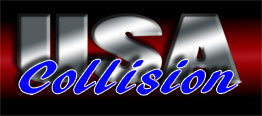USA Collision logo